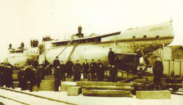 Подводные лодки типа «Касатка»