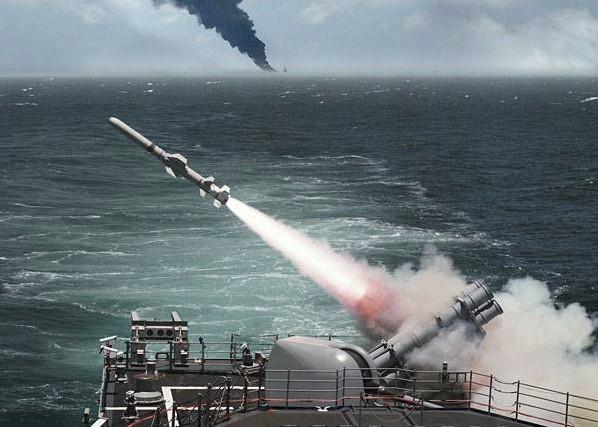 «Гарпун» - американская противокорабельная крылатая ракета