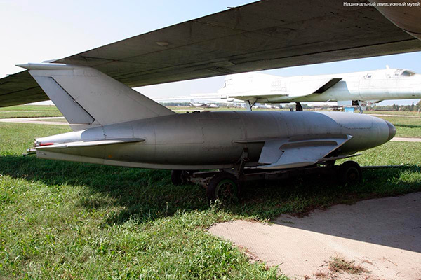 Крылатые ракеты КСР-2 И КСР-11