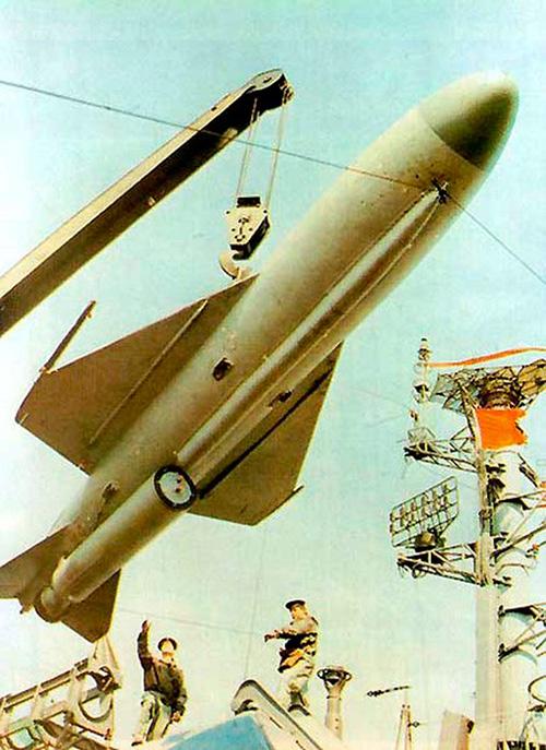 Крылатая ракета П-15(У)
