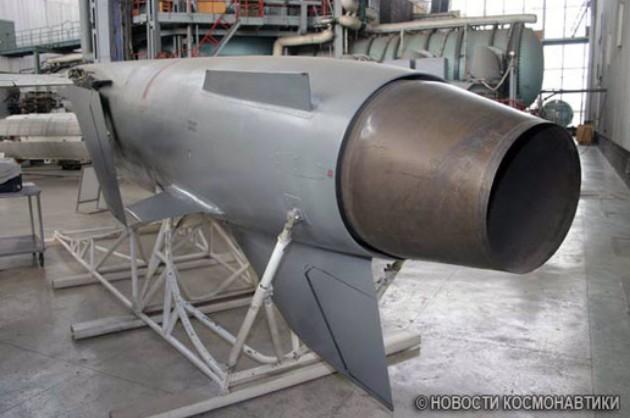 Двигатель ракеты П-5