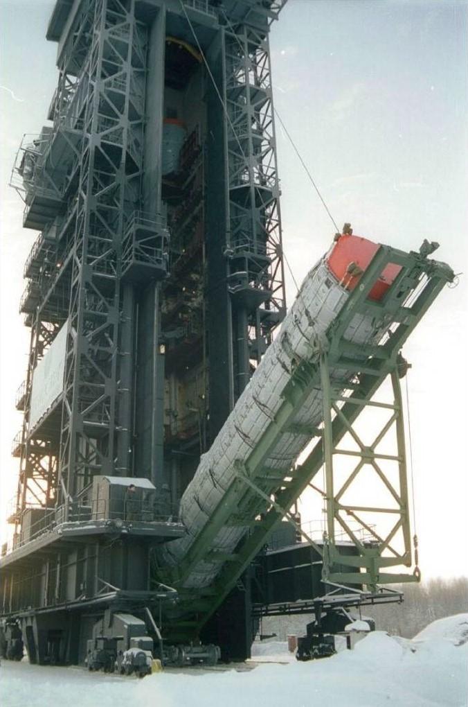 Рокот (14А05) - ракета-носитель легкого класса