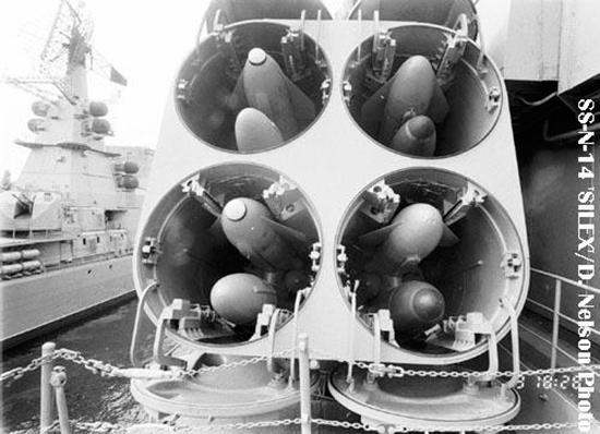 УРК-5 «Раструб-Б» - универсальный ракетный комплекс