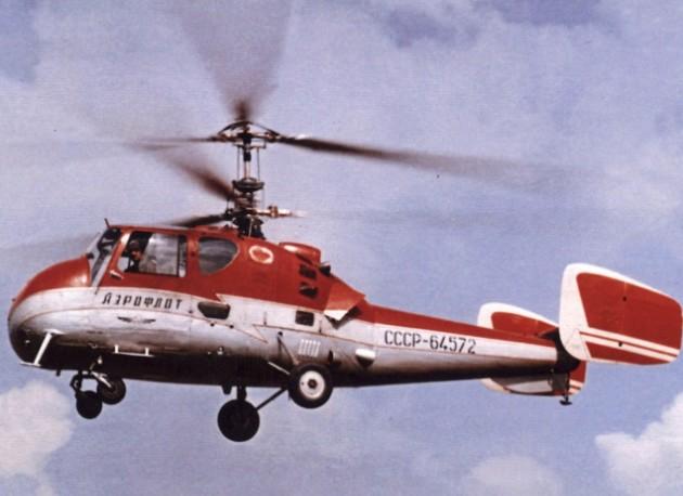 Ка-18 - многоцелевой вертолет