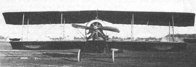 Самолет «Анаклер»