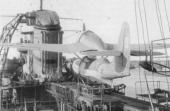 КОР-2 (Бе-4) - корабельный разведчик