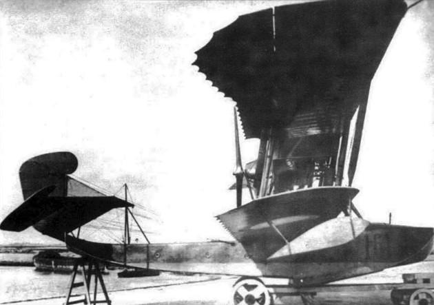 Гидросамолет М-9