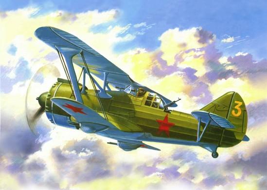 Истребитель ДИ-6 (ЦКБ-11)
