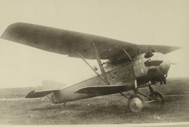 Опытный самолет И-4 (АНТ-5)