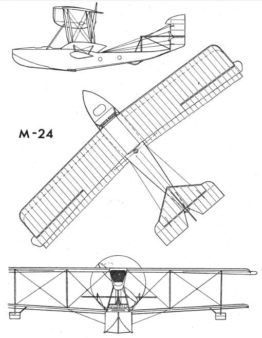 М-24 - летающая лодка