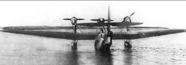 МДР-4 (АНТ-27) - морской дальний разведчик и бомбардировщик