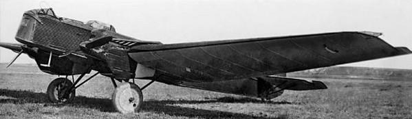 Р-6 (АНТ-7) - многоцелевой самолет
