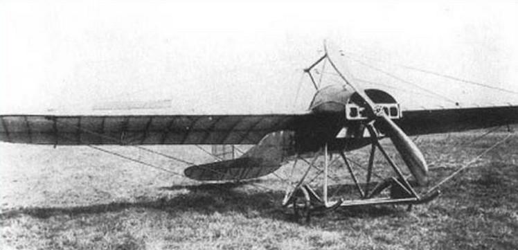 С-7 - самолет-разведчик Сикорского