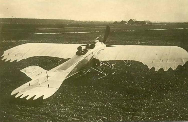 Самолет «Гаккель-9»