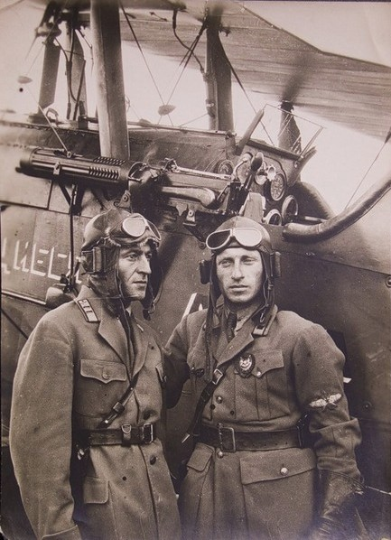 Командир 19-го авиационного отряда