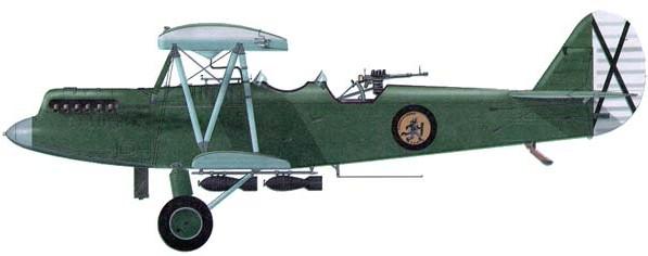 ССС (Р-5ССС) ВВС Испании