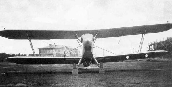 ТШ-2 - самолет-штурмовик