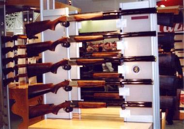 Модельный ряд вертикалок Browning включает охотничьи и спортивные образцы