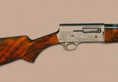 Классическая самозарядная модель Browning Auto-5 с подвижным стволом последнего выпуска