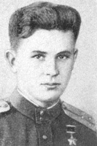 Герой Советского Союза В.В. Мясников