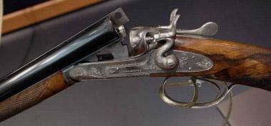Курковое ружье Giulio Bernardelli