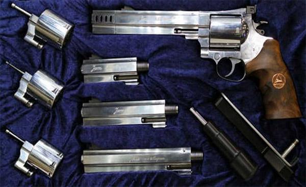 Janz Revolver