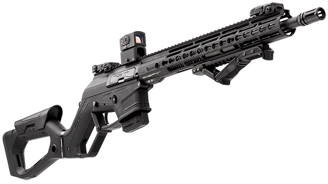 HERA VRB - помповая винтовка калибра .223 Remington