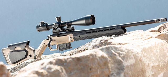 Винтовочная система HERA Arms H7 построена на базе Remington 700