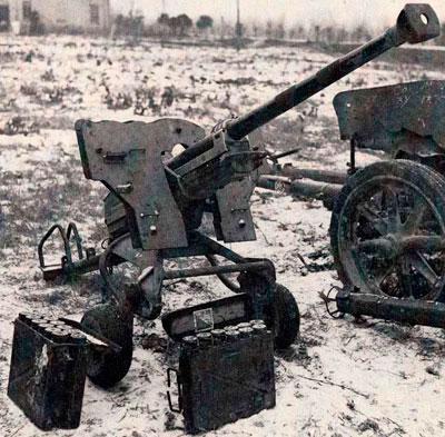 sPzB 41 leFl с боеприпасами в лотках