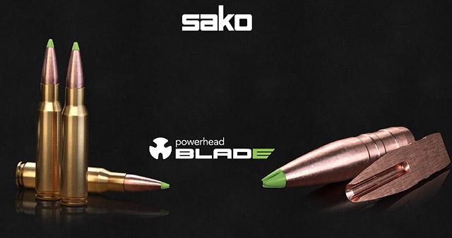 Sako Powerhead Blade