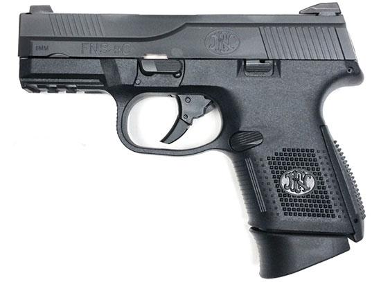 FNS-9 Compact с магазином емкостью на 12 патронов