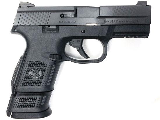 FNS-9 Compact с магазином емкостью на 17 патронов