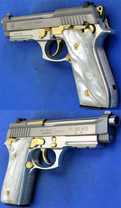Taurus PT 100 AR (AFS)