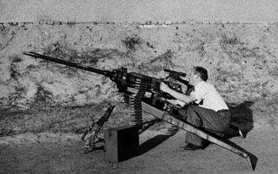 Пулеметы русских немцев