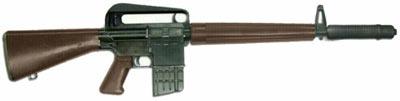 AR-10 ранняя модель