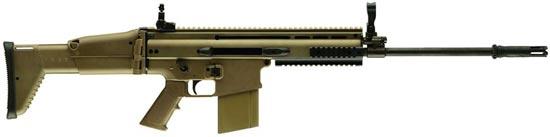 FN SCAR-H SV (Sniper Variant)