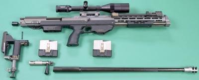 DSR-1 основные компоненты