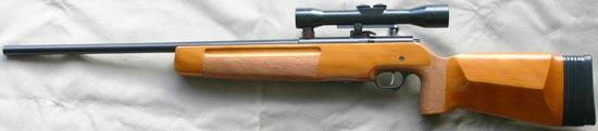 Снайперская винтовка SSG-82