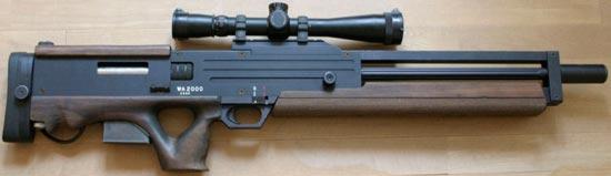 Walther WA 2000
