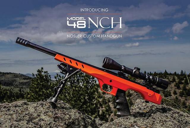 Nosler M48 NCH