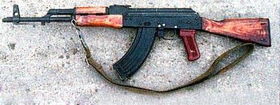 7,62-мм автомат АКМ