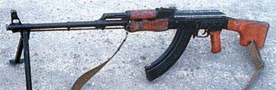7,62-мм ручной пулемет РПК