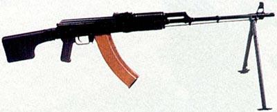 5,45-мм ручной пулемет РПК-74