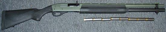 Remington 1100 Tactical Shotgun