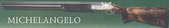 бокфлинт системы «Босс-Вудвард» под названием «Микеланджело»