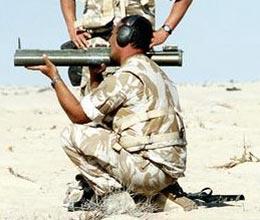 М72 при стрельбе