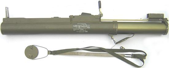 M72 в боевом положении