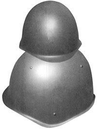 Стальной шлем (каска) СШ-60 образца 1960 года