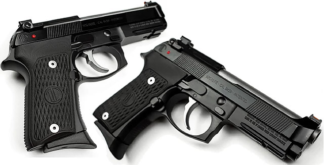 Langdon Tactical 92 Elite LTT
