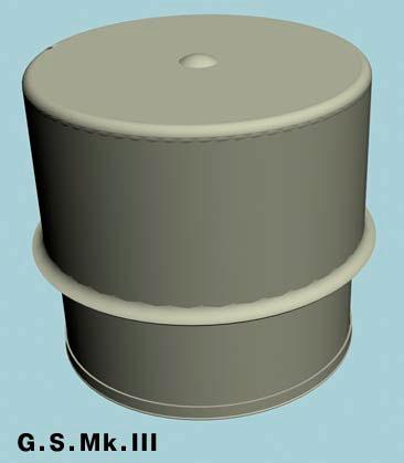 Противотанковая мина Г.С. Модель III (G.S.Mk.III)